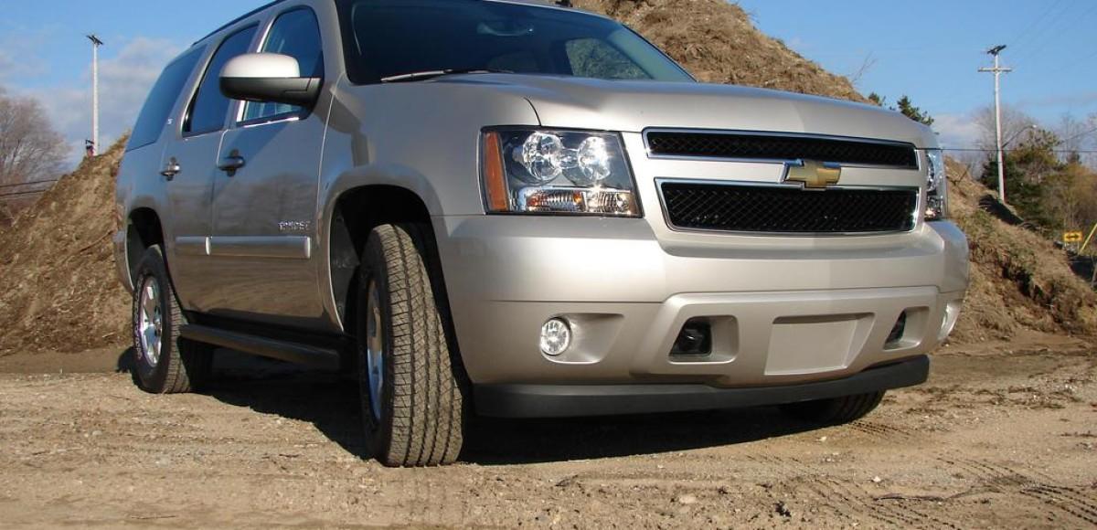 Американская классика — Chevrolet Tahoe