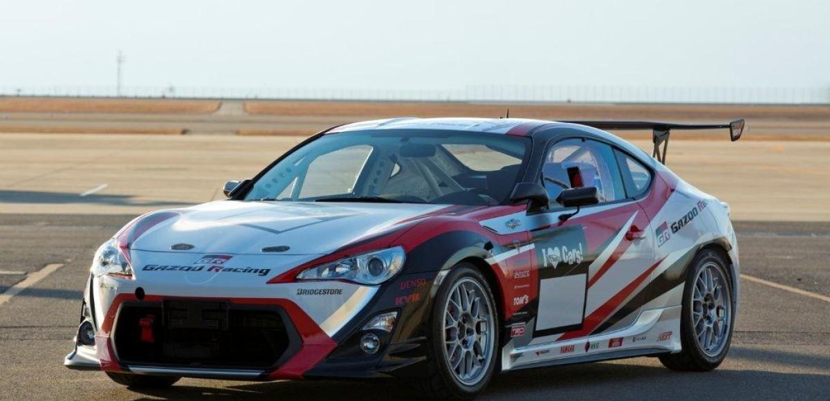 Команда GAZOO Racing компании Toyota Motor Corporation примет участие в гонке «24 часа Нюрбургринга»