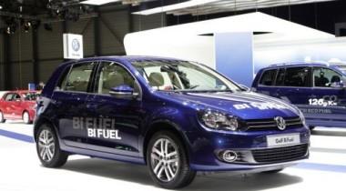 В Европе стартовали продажи Volkswagen Golf BiFuel
