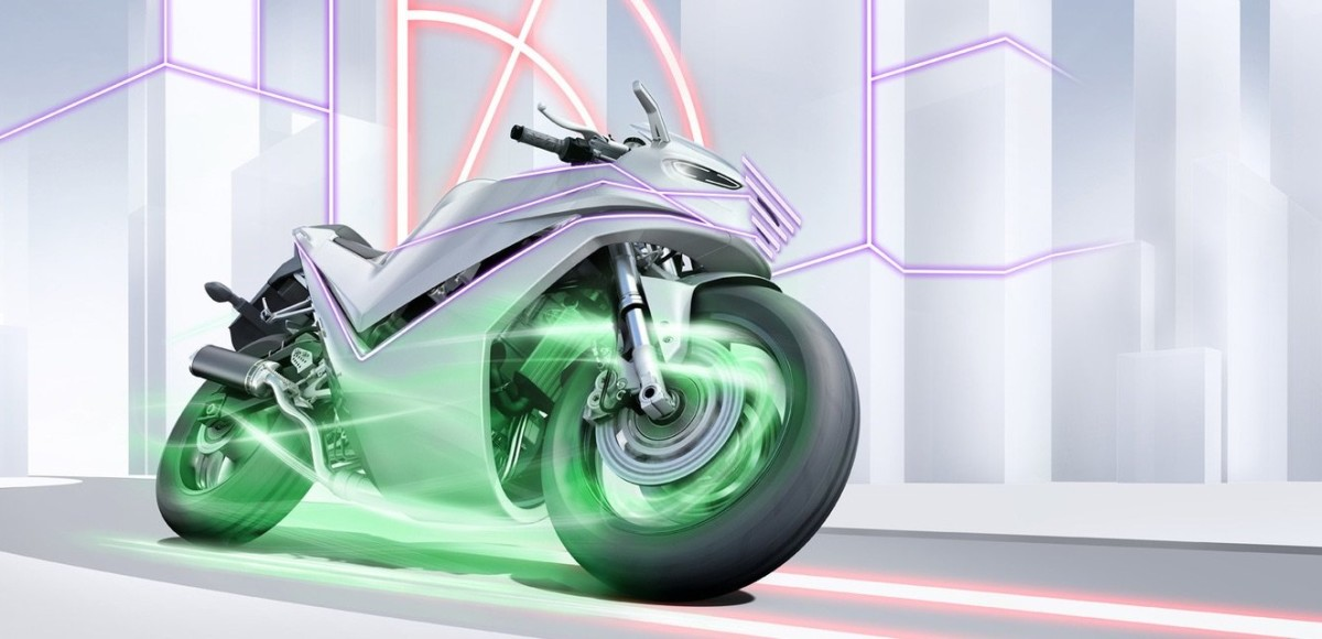 Безопасность для мотоциклов — инновации Bosch