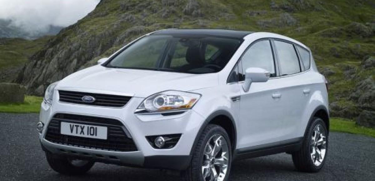 Встреча с Ford Kuga с 200-сильным двигателем уже не за горами