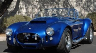 $5,5 млн за Shelby Cobra Super Snake