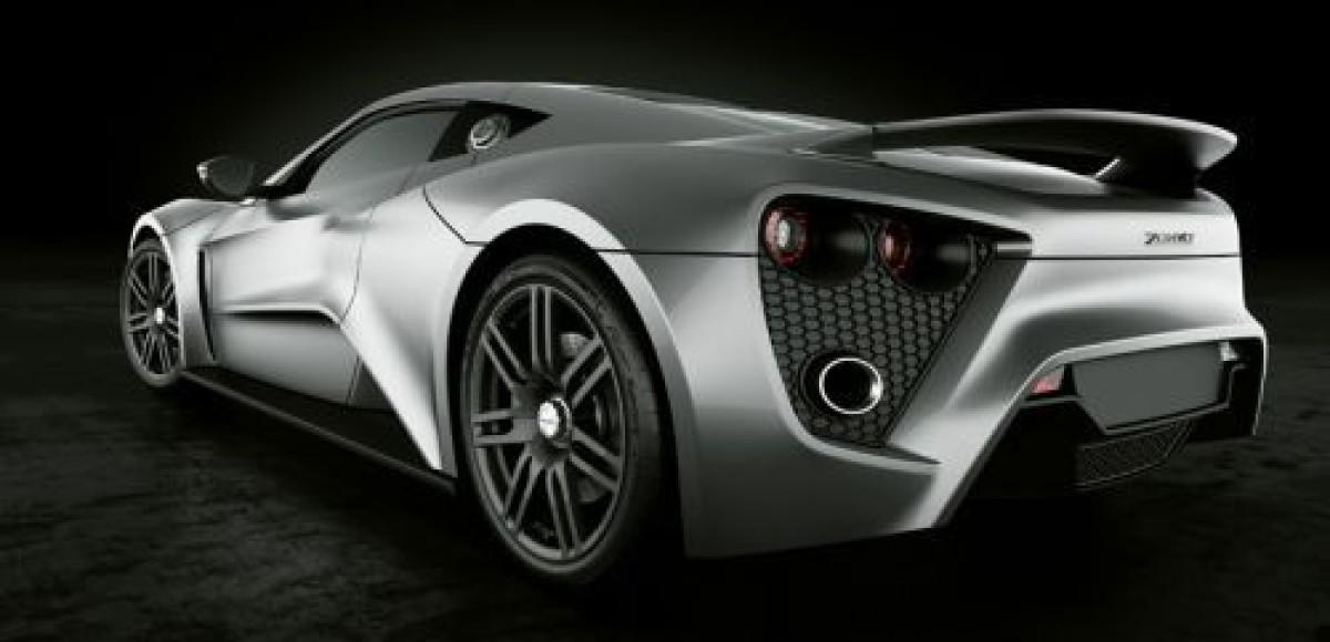 Датчане создали гиперкар Zenvo ST1 за $3 млн