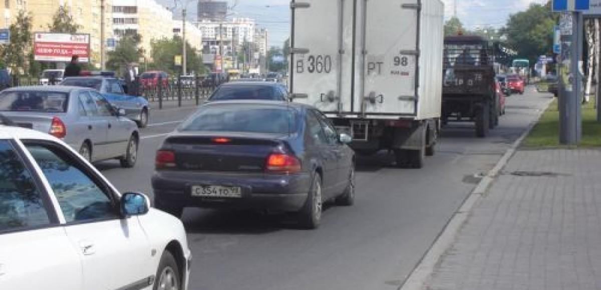 В Москве к борьбе с пробками привлекут рядовых автомобилистов