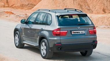 В Петербурге неизвестный в маске отобрал BMW X5 у директора фирмы