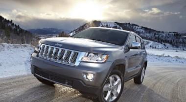 Подарки покупателям Jeep Grand Cherokee в автоцентре «Эльва Моторс»