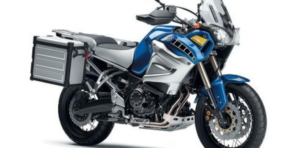 Yamaha XT 1200Z Super Tenere. Полная универсальность