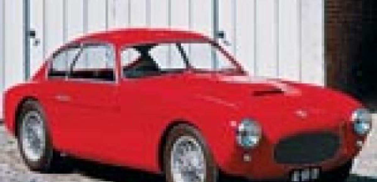 Fiat 8V Zagato. Под соусом Zagato