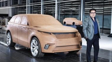 Массимо Фрашелла: «Над Range Rover Velar работала даже моя  жена»