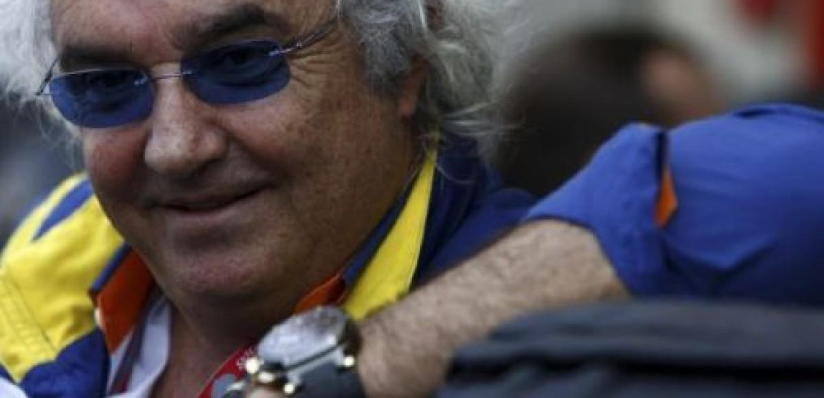 Флавио Бриаторе находится под наблюдением тайной полиции