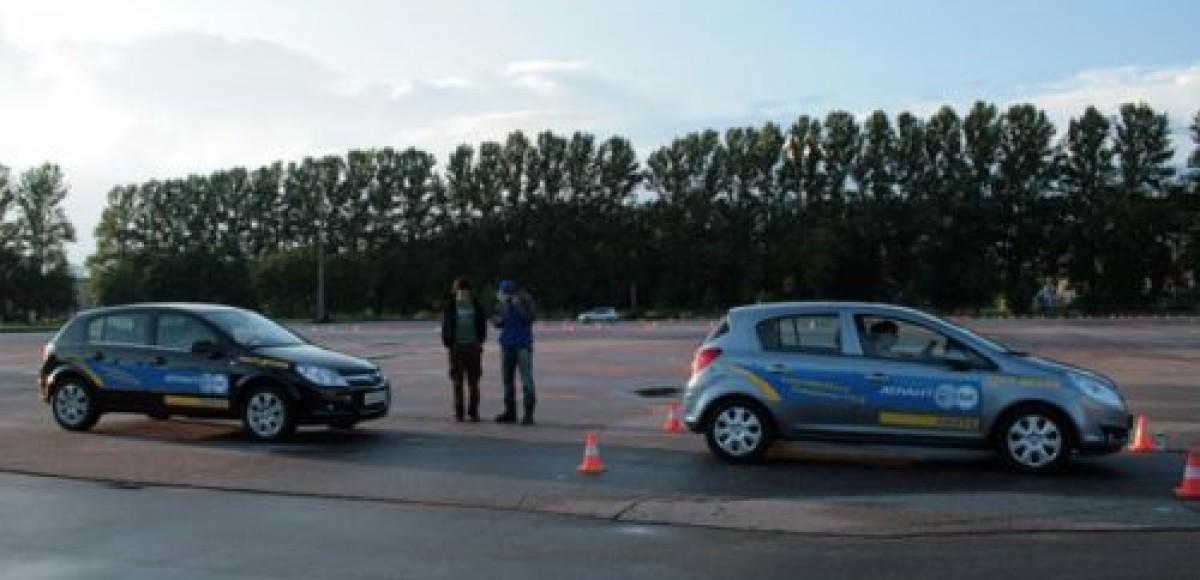 В Петербурге состоялась встреча «Корса-клуба» при поддержке автоцентра «Атлант-М Лахта»