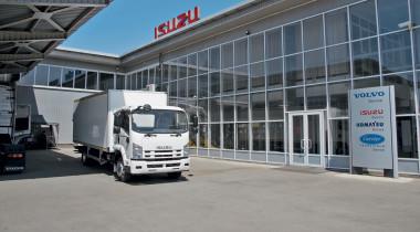 Как завоевывается рынок: работа дилера Isuzu в Казахстане