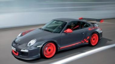 Porsche представляет 911 GT3 RS