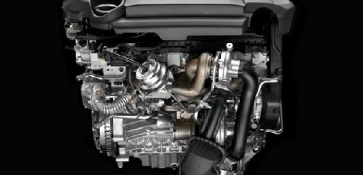 Новый 2,4-литровый дизельный двигатель Volvo. Мощный и экологичный