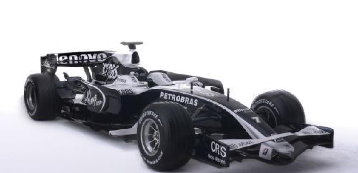 Команда Williams готовится к 2009 году