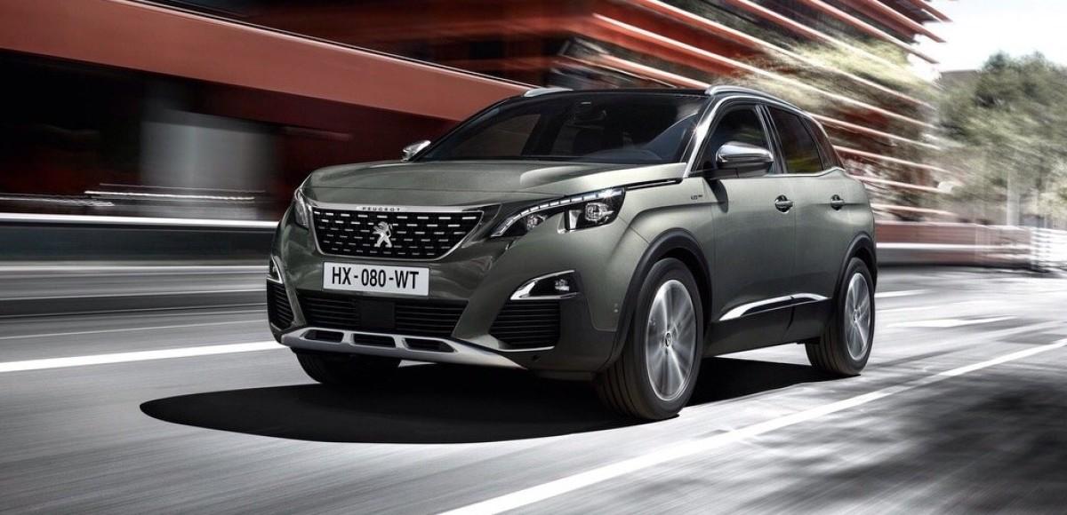 Peugeot 3008: цены и комплектации для России