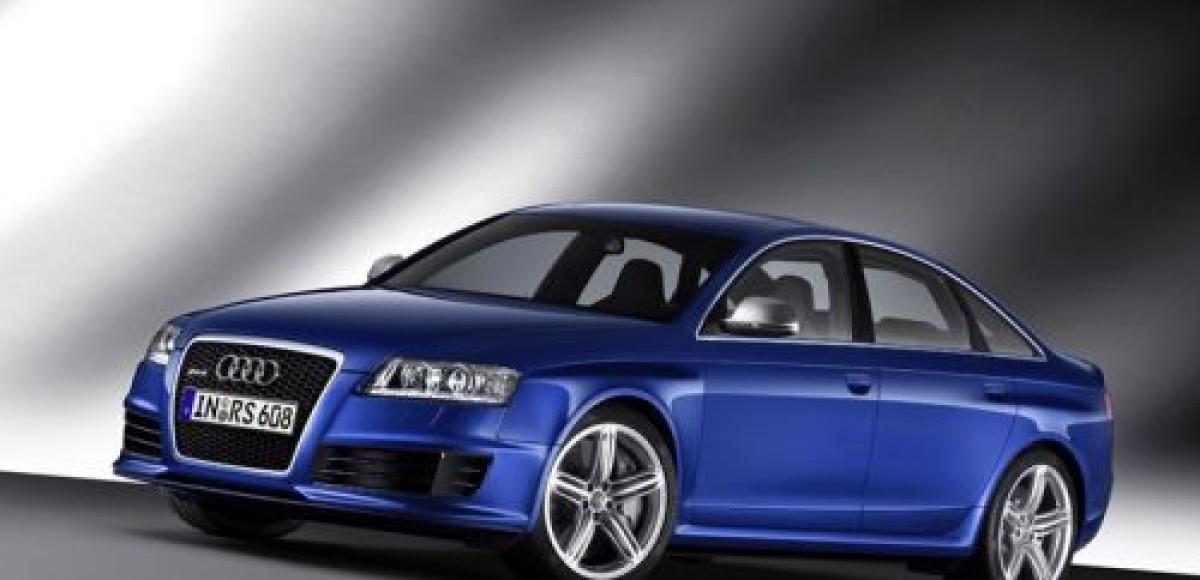 Quattro GmbH поставит в Россию 15 автомобилей Audi RS 6 Plus
