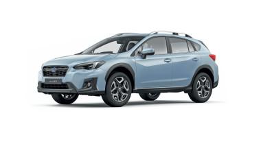 Subaru XV. Игра в «пятнашки»