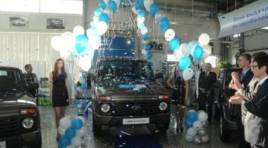 Lada 4×4 Urban вышла на рынок