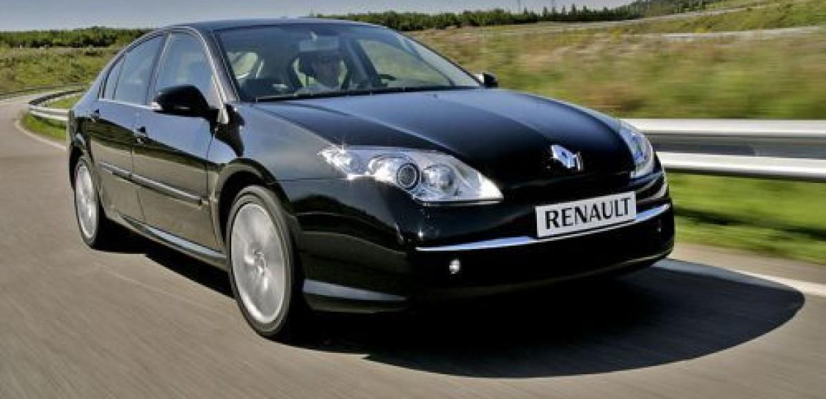 В Женеве покажут спортивную Renault Laguna GT