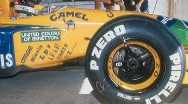 Шумахер о своем опыте с Pirelli