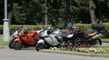 Зимнее хранение мотоциклов в «Автокрафте»