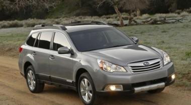 Премьера 2010 Subaru Outback состоялась в Нью-Йорке