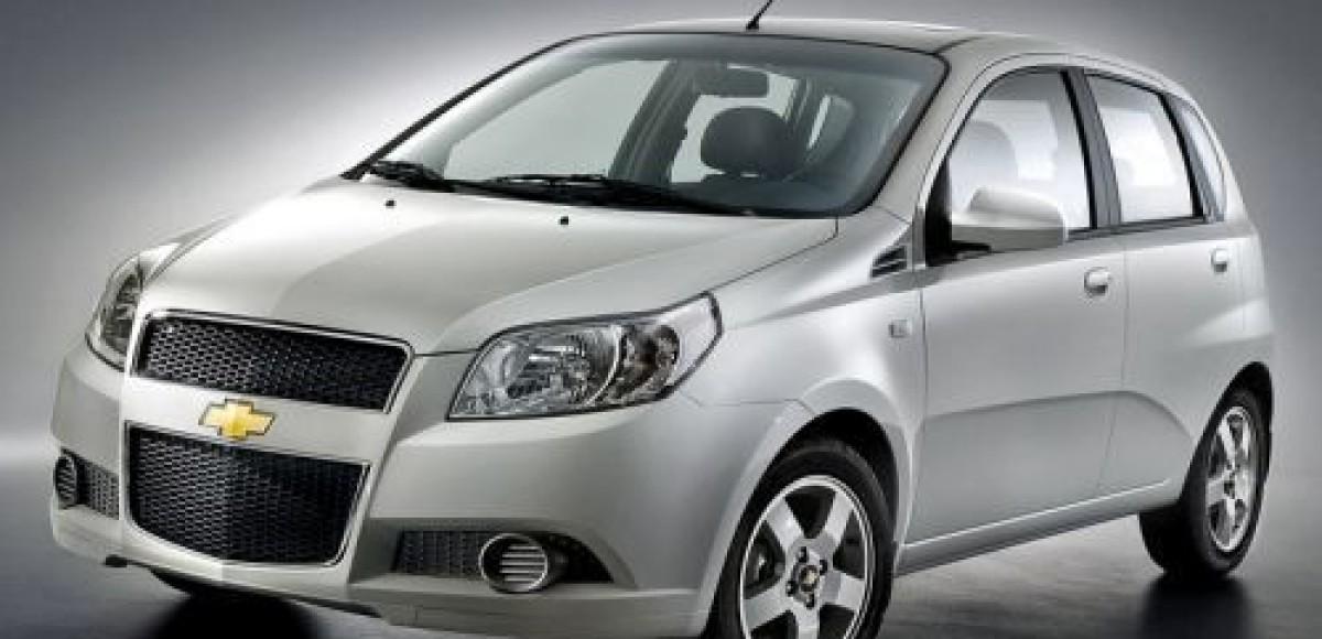 Chevrolet Aveo: яркий, стильный, успешный