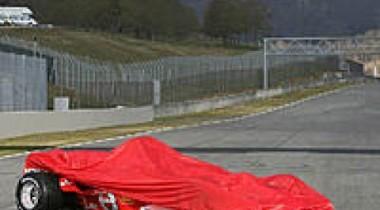 Презентация Ferrari состоится 28 января в Маранелло