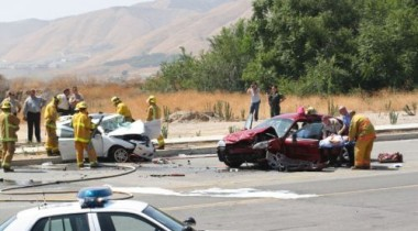 Водитель иномарки погиб, уходя от милицейской погони
