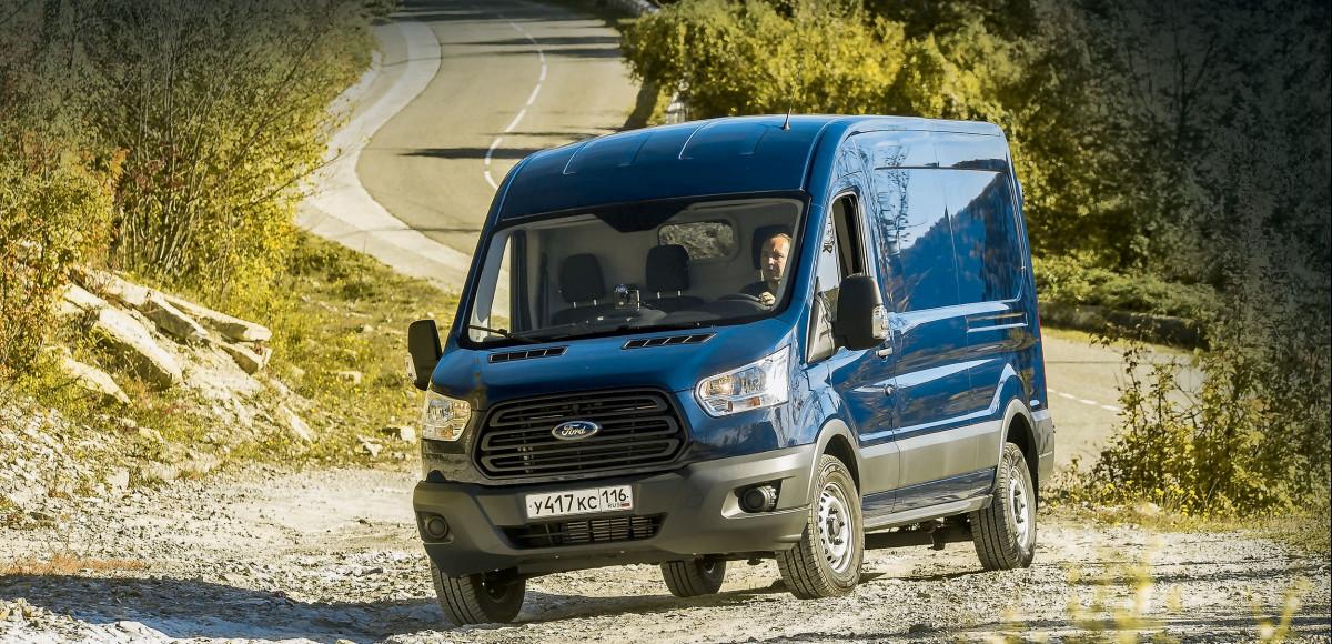 Тест-драйв Ford Transit: лучше и дешевле