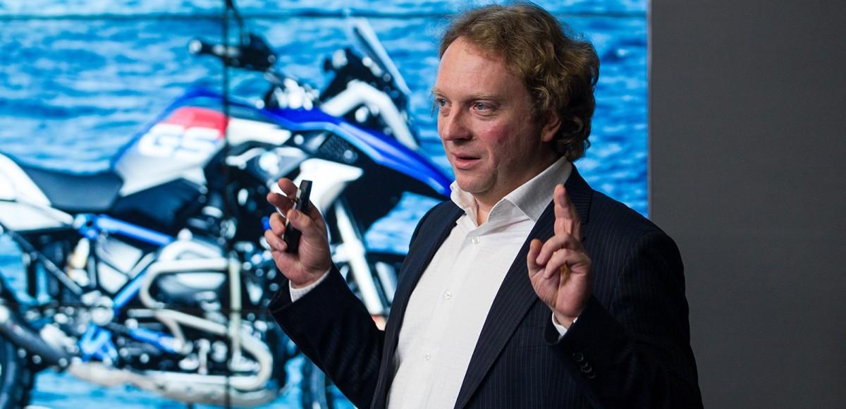 Владимир Чайковский, BMW Motorrad Россия: «Если бы не квоты, мы продали бы в 2-3 раза больше мотоциклов!»
