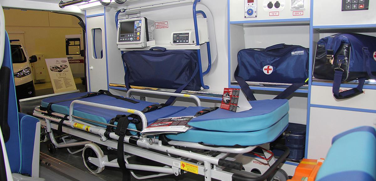 Здравоохранение от «А» до «С»: новинки для скорой помощи