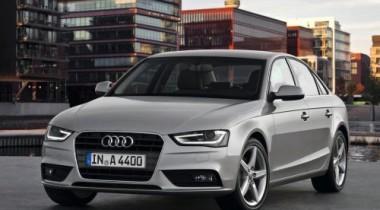 Audi обновила все модели семейства A4