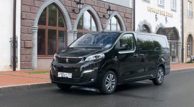Peugeot Traveller. Для тела и души