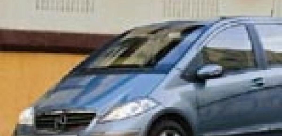Mercedes-Benz A-class. Фройляйн А