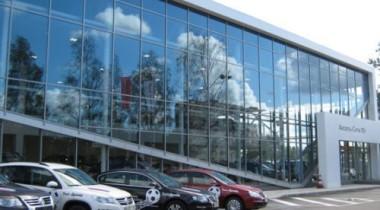 В Санкт-Петербурге открылся новый салон по продаже Volkswagen — «Аксель-Сити Юг»