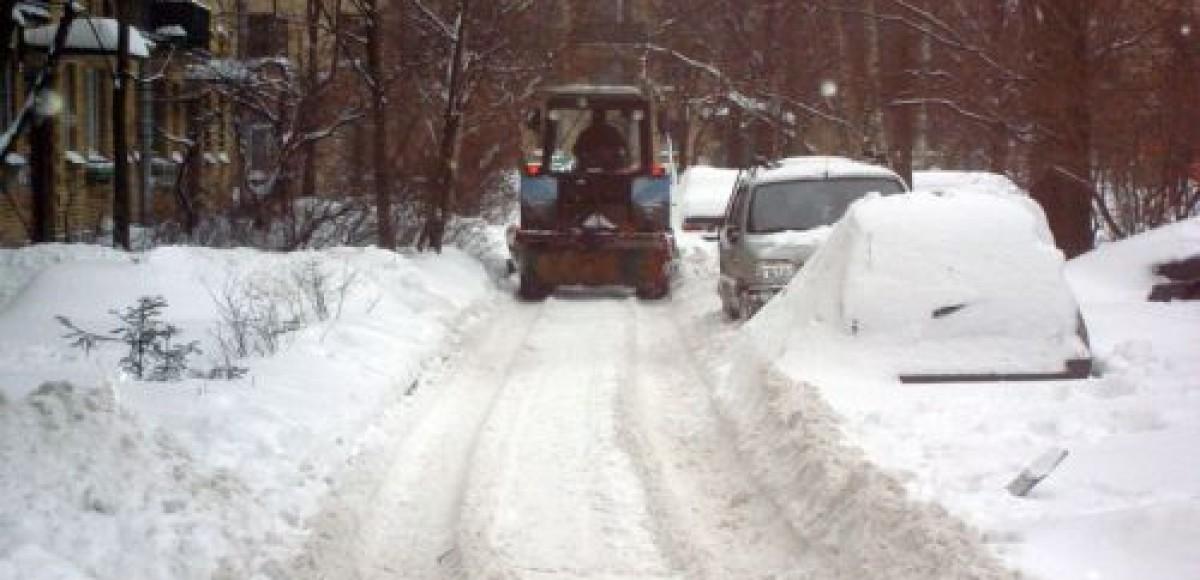 Еще до наступления весны в Москве выпадет 70 см снега