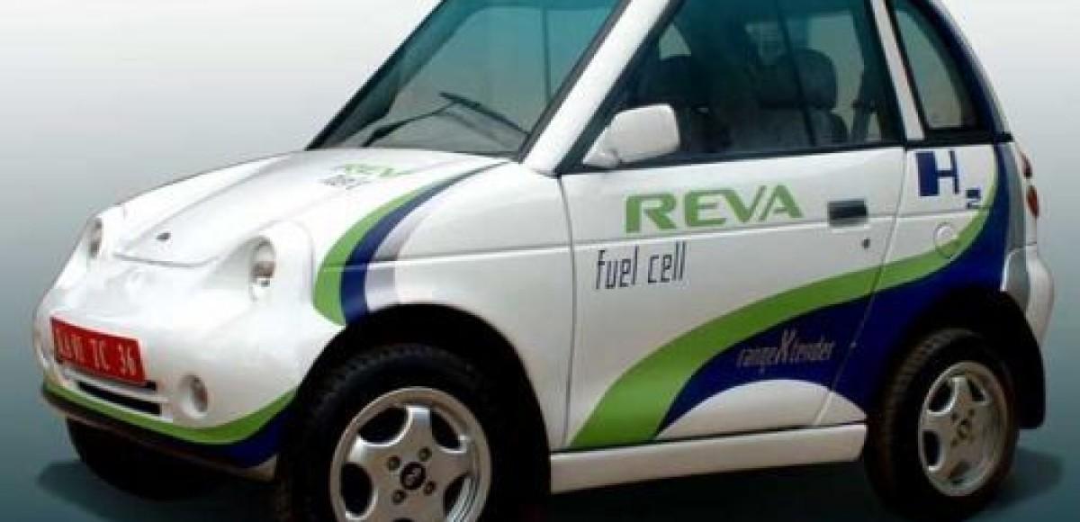 Reva – автомобиль на водяной тяге