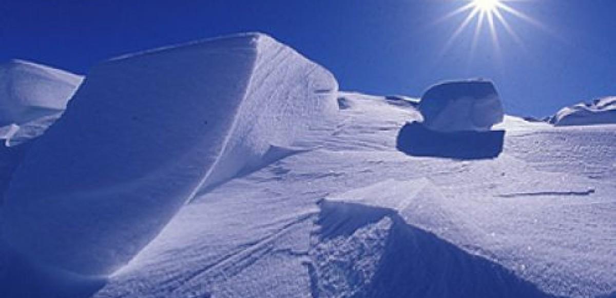 Сенсация! На Северном полюсе обнаружены следы автомобильных покрышек