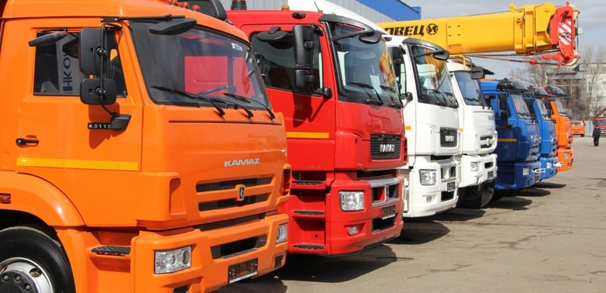 Рынок грузовиков растет