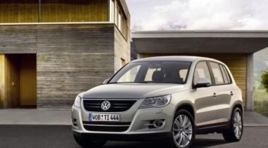 VW Tiguan. Первые официальные фото