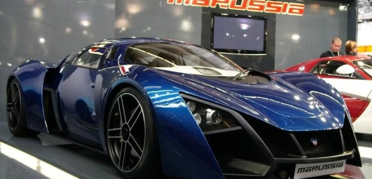 Есть ли перспективы у отечественного спорткара Marussia?