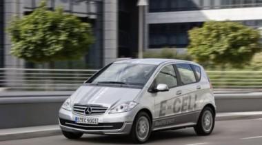 Новый электромобиль от Mercedes