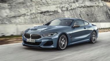 BMW 8-й серии: рублевые цены нового купе