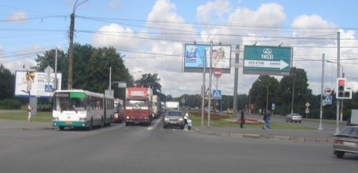 У чиновников Петербурга не хватает денег на новые дороги