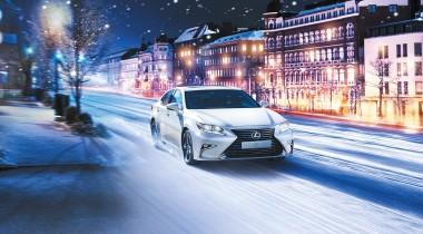 Lexus дает скидку до 200 000 рублей