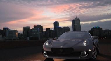 SV 9 Competizione Corvette. Итальянский акцент