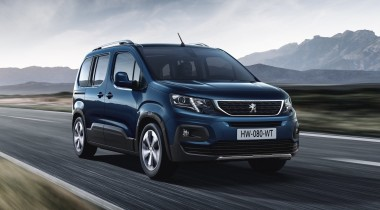Peugeot Rifter: он вам не «Партнёр»!