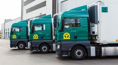 Вся Россия, Европа и Китай: один из крупнейших перевозчиков пополнил автопарк новыми грузовиками MAN